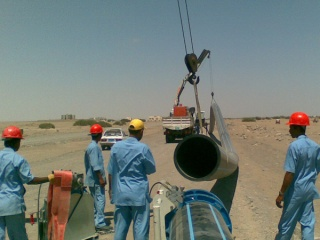 Water-Project-HDPE-Pipes